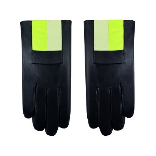 [아리스티드] BLACK-YELLOW GLOVES