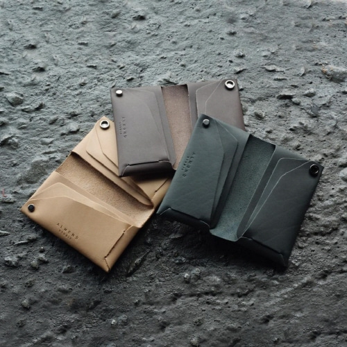MIR-A BUFFALO LEATHER WALLET
